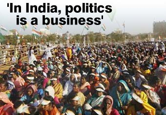 Business and Politics in India
