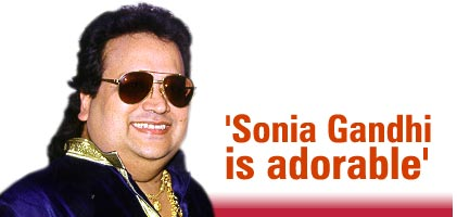 'Sonia Gandhi is adorable'