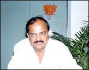 BJP chief Venkaiah Naidu