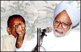Dr Manmohan Singh