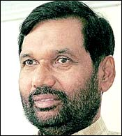 Ramvilas Paswan