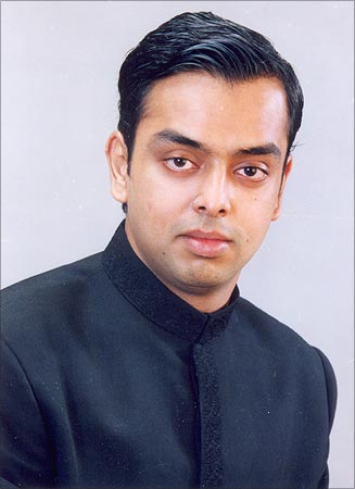 Milind Deora