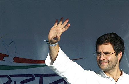 Rahul said that the Congress would go to every village of the state and fight for ousting the government