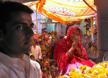 Sachin Pilot and Kiran Maheshwari