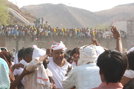 Dr Kirori Lal Meena in Geejgad