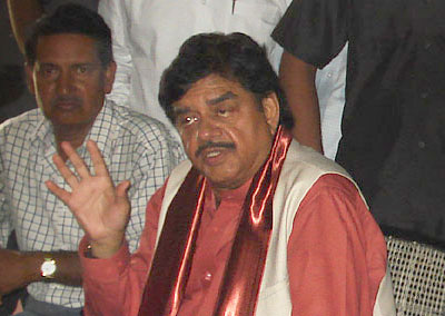 Glamour has limited power, but power has unlimited glamour :  Shatrughan Sinha, Bharatiya Janata Party