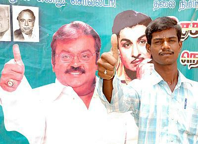 Waiting for 'Captain' to rule Tamil Nadu