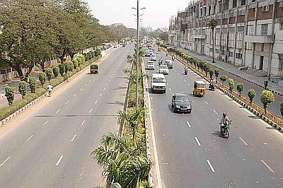 The IT highway, Chennai South's pride