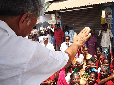 Aiyar believes women voters are the ace up his sleeve