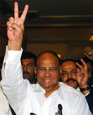 Union Agriculture Minister and Nationalist Congress Party chief Sharad Pawar, a man of many parts