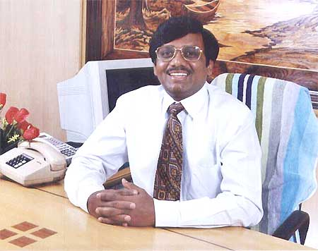 Dr G Vivekanand