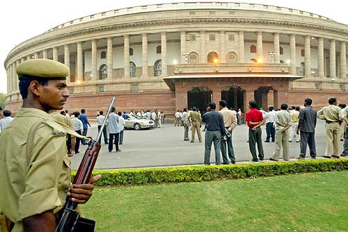 New MPs will walk into Parliament on June 1.