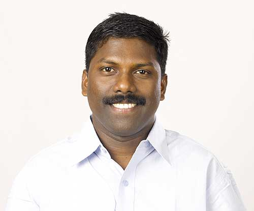 Biju, MP from Alathur in Kerala, is a doctoral student in chemistry at MG university in Kottayam.