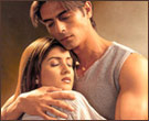 Kirti Reddy with Arjun Rampal in PIAM