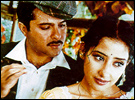 Manisha Koirala with Anil Kapoor in 1942 -- A Love Story