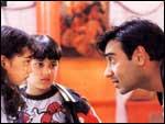 Ajay Devgan in Raju Chacha