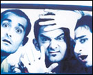 Akshaye Khanna, Aamir Khan and Saif Ali Khan in Dil Chahta Hai