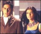 Abhishek and Sushmita Sen in Bas Itna Sa Khwaab Hai