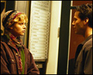Charlize Theron and Keanu Reeves in Sweet November