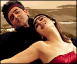Hrithik And Kareena in Yaadein