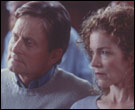 Michael Douglas and Amy Irving in Traffic
