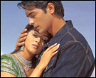 Arjun Rampal with Keerti Reddy in PIAM