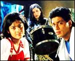 A still from Kuch Kuch Hota Hai