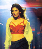 Raveena Tandon in Aks