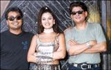 Anurag, Tejaswini and Tutu