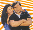 Sushmita and Govinda