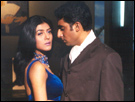 Sushmita and Abhishek in Bas Itna Sa Khwab Hai