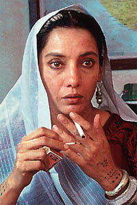 Shabana Azmi in Godmother