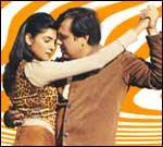 Sushmita and Govinda in Kyo Kii...