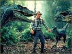 A still from Jurassic Park 3
