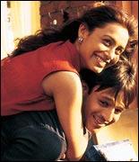 Vivek, Rani in Saathiya