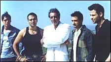 Dino Morea, Rohit Roy, Sanjay Dutt, Sanjay Suri, Bikram Saluja
