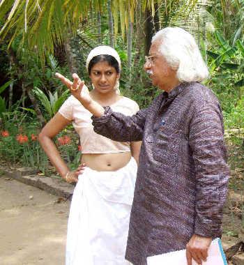 Nandita Das and Adoor Gopalakrishnan