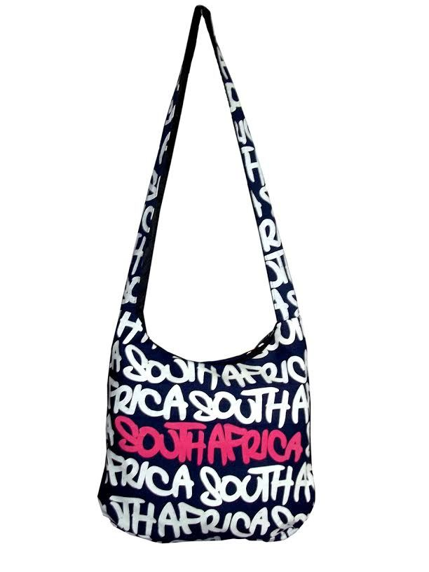 Buy Sytlish South Africa Printed Handbag