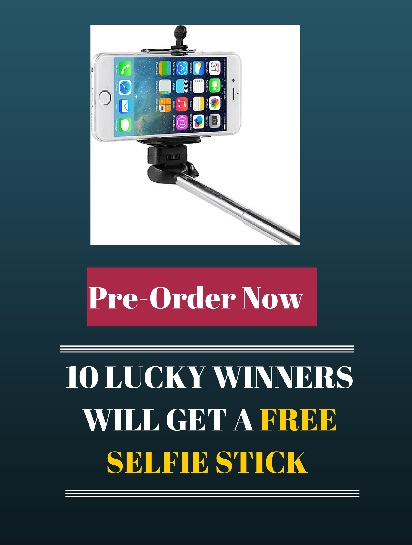 Free Selfie Stick With Nikita Singh Book