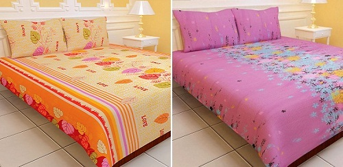 Perfect Poly Cotton Bed Sheets