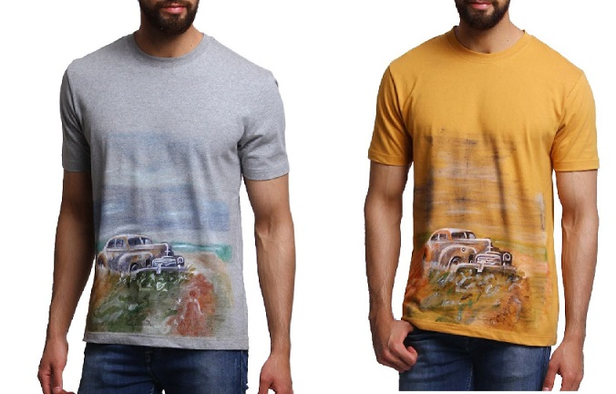 Vintage 3d T Shirts For Men
