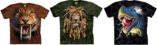 Find Here Range Of 3D T Shirts For Men