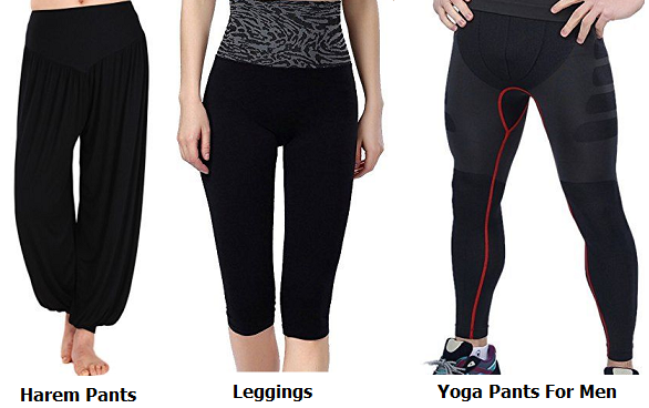 Yoga Pants For Men And Women