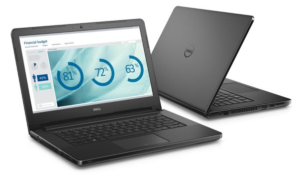 Dell Laptop With 4GB RAM