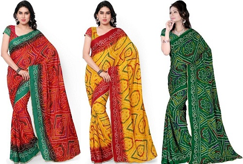 6db310e721 5 Things You Probably Didn't Know about Bandhani Prints - Latest ...