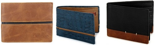 Laurels Wallets
