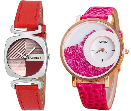 Coloured Strap Watches