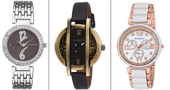 Laurels Watches