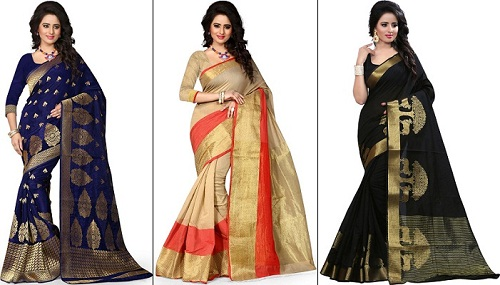e641784038 4 Designer Saree Styles Every Indian Girl Needs to Own - Latest Fashion  Trends | Fashion Tips | Online Shopping Fashion India