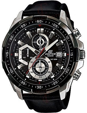 Casio Black & Copper Watch